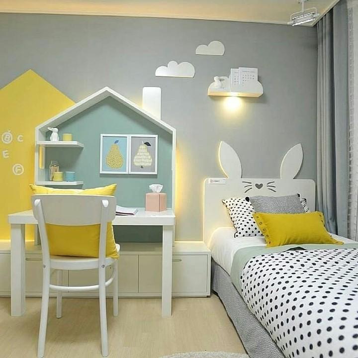 Desain kamar kos terbaik istimewa