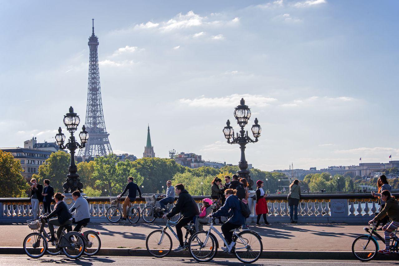 7 Kota ini sudah melarang warganya gunakan mobil, biar go green