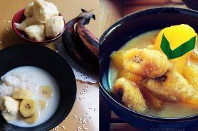 10 Resep kolak pisang enak dan segar yang mudah dibuat di rumah