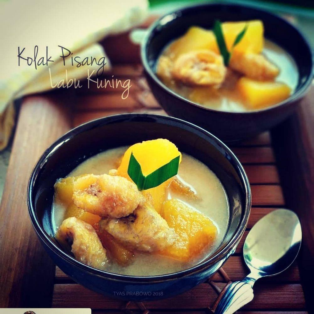 Resep kolak pisang enak dan segar istimewa