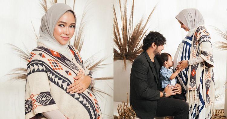 Hamil 9 bulan, ini 8 potret maternity Aryani Fitriana yang menawan