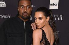 Calon nama anak keempat Kim Kardashian terinspirasi liburan di Bali