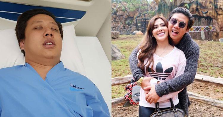 Suami Rey Utami sakit, potret kondisinya malah tuai cibiran