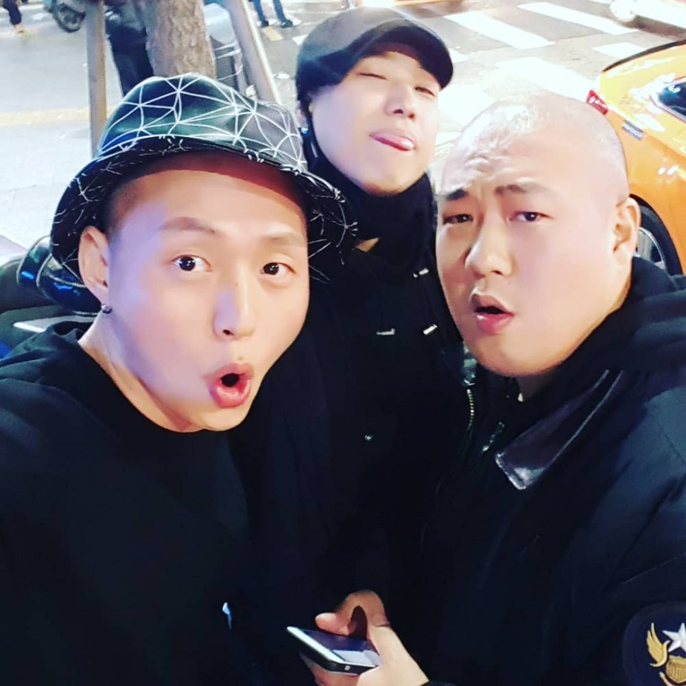 KK rapper Korea instagram