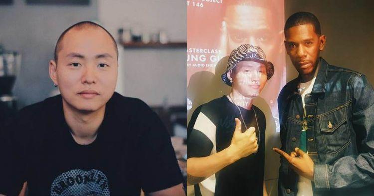 8 Potret KK, rapper Korea Selatan yang alami kelumpuhan total
