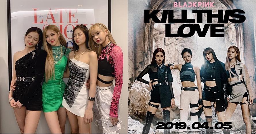 5 Fakta video klip 'Kill This Love' Blackpink, kalahkan rekor BTS