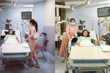 Demam tinggi & masuk ICU, Ani Yudhoyono didampingi Annisa Pohan