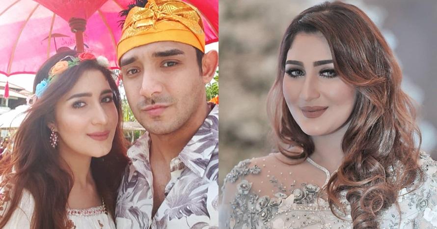 7 Foto mesra Tania Nadira dan kekasihnya yang berdarah Arab