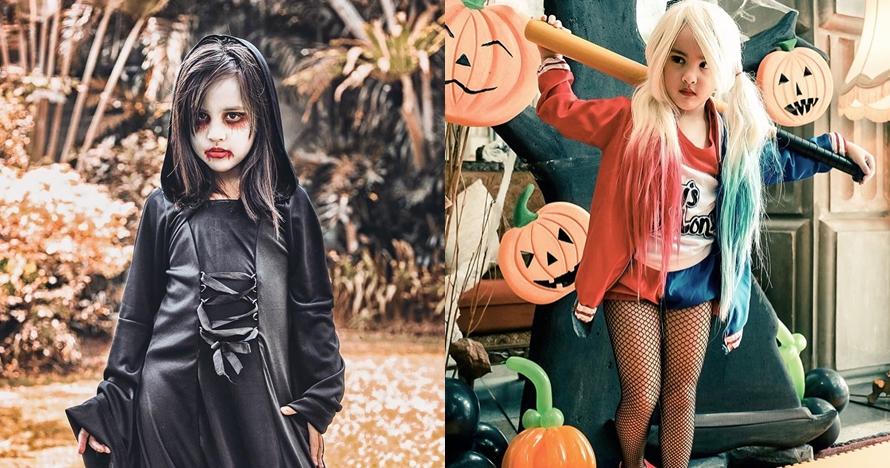 7 Potret cosplay Mikhayla Bakrie, ada yang tirukan Harley Quinn