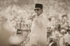 4 Pernyataan kontroversial Prabowo soal pemberantasan korupsi