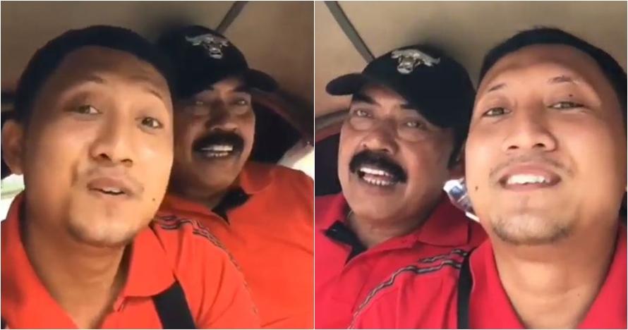 Aksi Wali Kota Solo naik becak karena mobilnya antar warga sakit