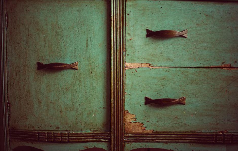 Barang vintage untuk interior © 2019 brilio.net