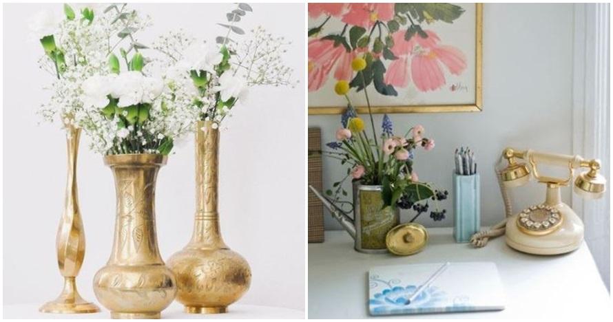 19 Barang vintage yang untuk lengkapi interior rumahmu