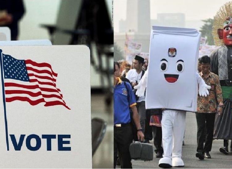 15 Fakta menarik pemilu di berbagai negara, Indonesia juga ada