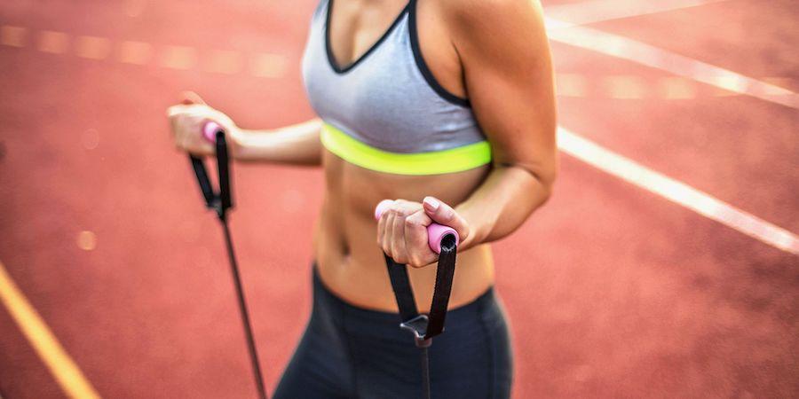 olahraga tanpa ke gym © 2019 brilio.net
