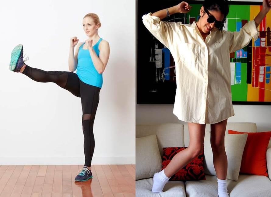 Tak perlu ke gym, 10 jenis olahraga ini bisa dilakukan di rumah