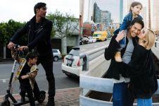 10 Momen akrab Richard Kyle & El Barack, bak ayah kandung