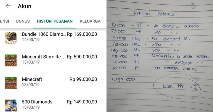 Anak kecanduan game online, ibu ini kaget tagihan capai Rp 11 juta