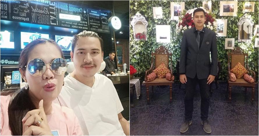 10 Pesona Hendry Prasetyo, pengusaha yang dekat dengan Elly Sugigi