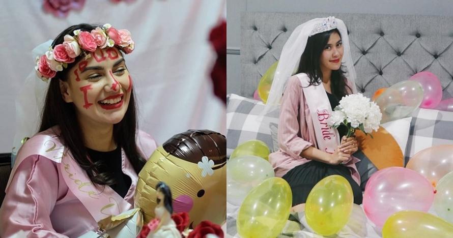 Bridal shower 7 seleb Indonesia ini kocak abis, ada Irish Bella