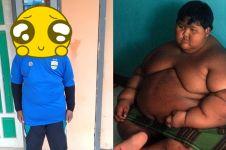 8 Potret terbaru Arya Permana yang dulu beratnya nyaris 200 kg
