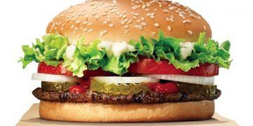 Sambut pemilu, restoran ini ajak masyarakat latihan milih lewat burger