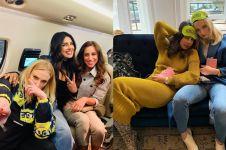 9 Momen kompak Priyanka Chopra & 'ipar' di The Jonas Brothers