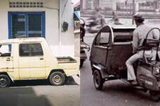 7 Transportasi di Indonesia ini tinggal kenangan