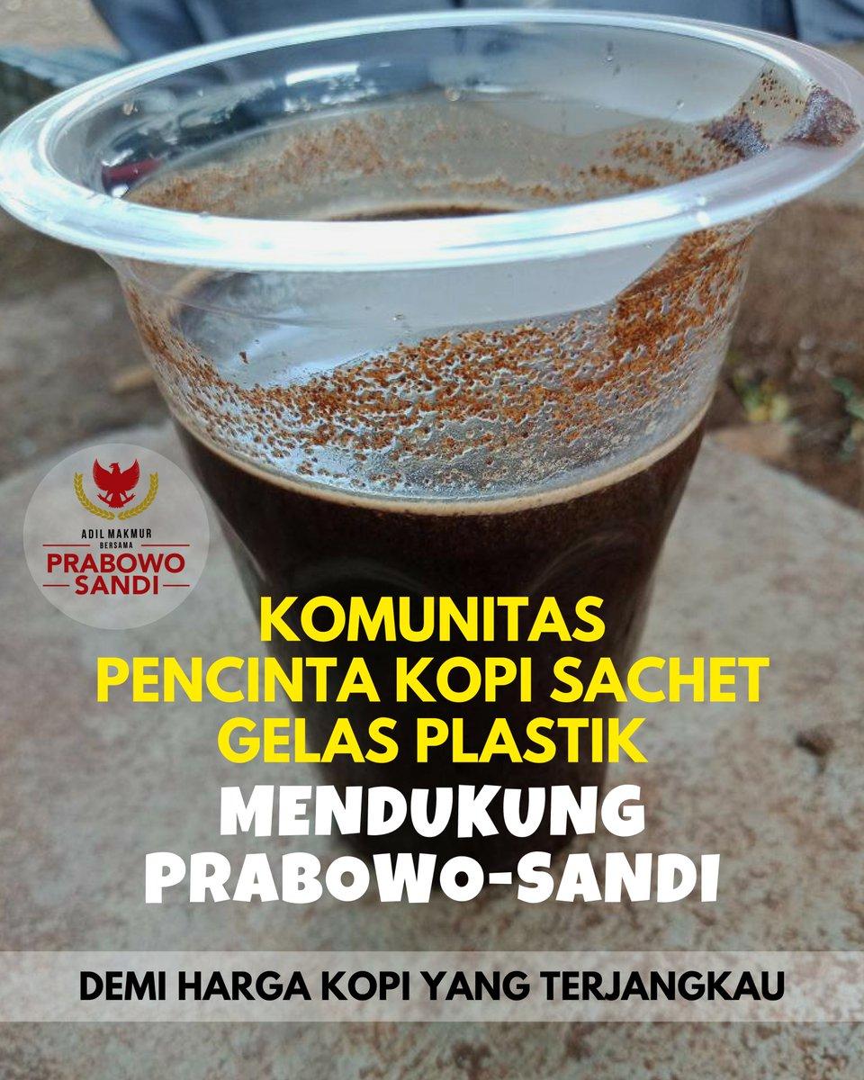 komunitas pendukung prabowo jokowi unik © berbagai sumber
