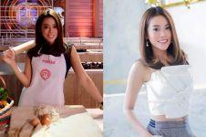 11 Pesona Daniar, peserta MasterChef lolos lima kali eliminasi