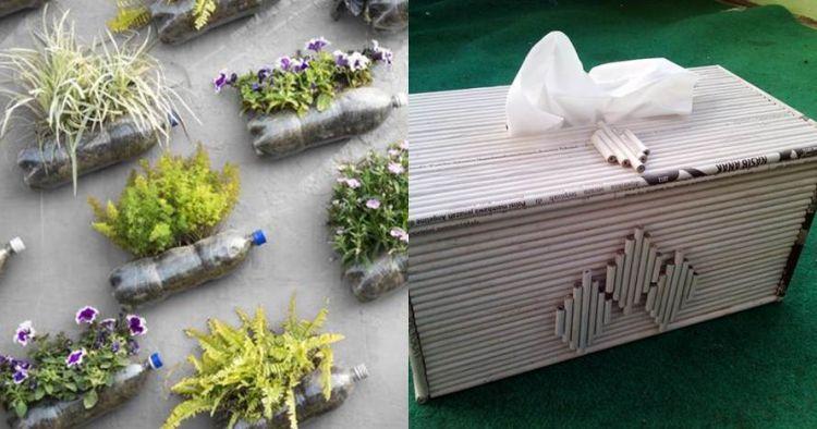 Kursi Kayu Bekas Jogja  10 trik mengolah barang bekas di rumah untuk mengurangi sampah