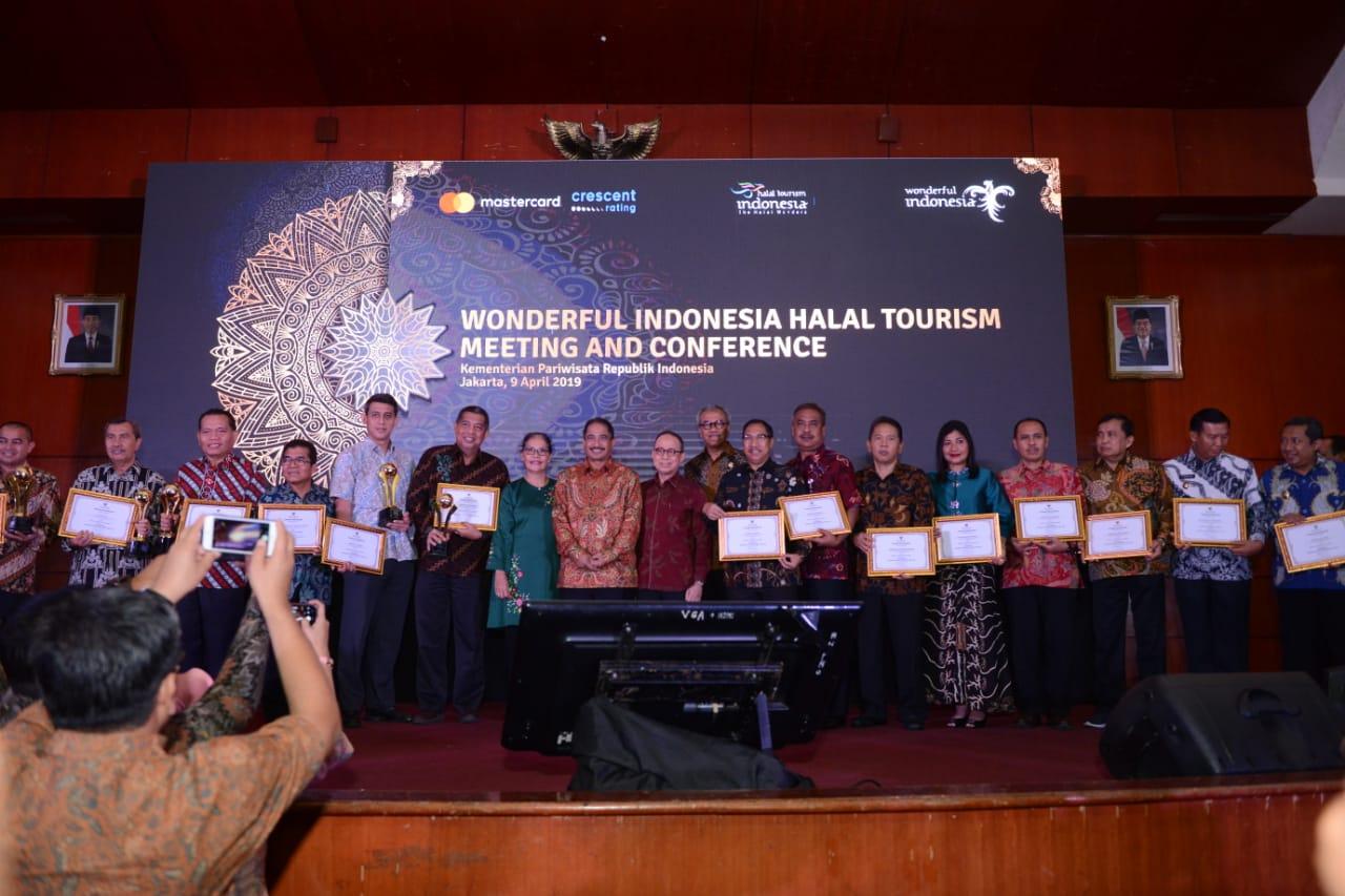 Keren, Indonesia jadi destinasi wisata halal terbaik dunia