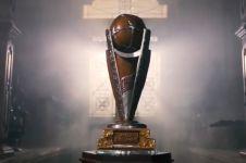 5 Fakta menarik trofi Piala Presiden yang terbuat dari kayu