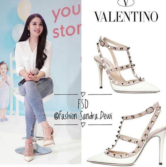 heels sandra dewi mahal © Instagram/@fashion.sandra.dewi