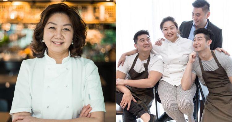 8 Potret Kedekatan Chef Arnold Dan Ibunya, Sama-sama Jago