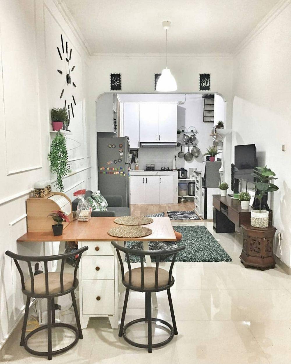 4 Desain ruang makan minimalis terbaik, bisa kamu tiru