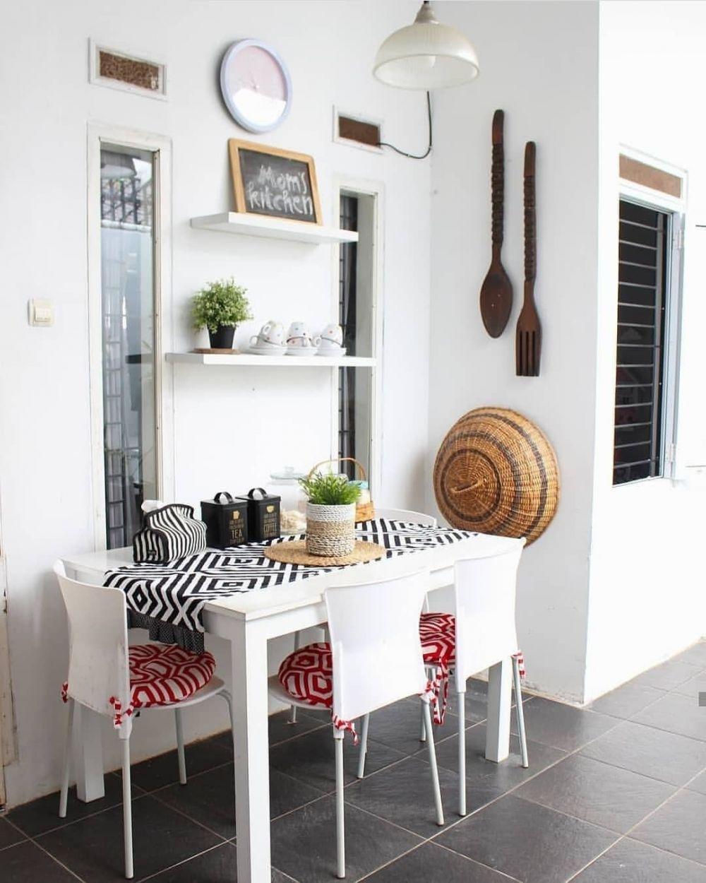 20 Desain Ruang Makan Minimalis Terbaik Bisa Kamu Tiru