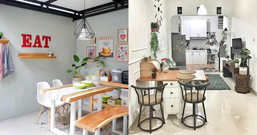 20 Desain ruang makan minimalis terbaik, bisa kamu tiru