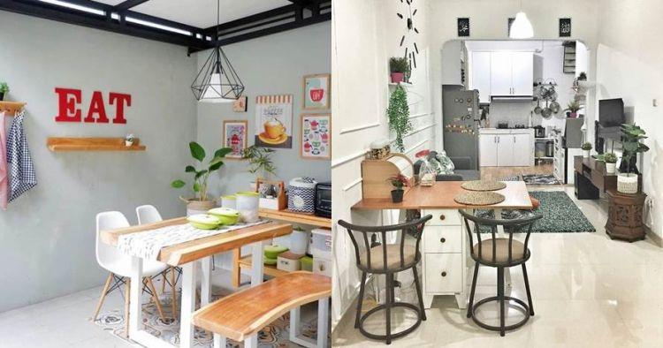 20 Desain Ruang Makan Minimalis Terbaik