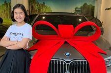 Remaja 12 tahun ini beri hadiah mobil mewah untuk dirinya sendiri