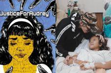 6 Pesan tersembunyi di balik ilustrasi #JusticeForAudrey