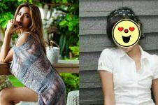 12 Potret jadul Jessica Iskandar masih polos jarang tampil seksi