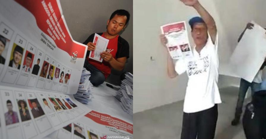 Surat suara di Malaysia sudah tercoblos, ini tanggapan Jokowi