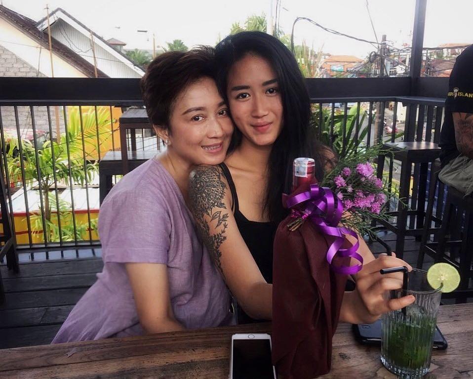 Chef Renatta dan ibu sebaya instagram