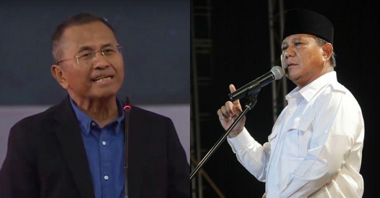 Dahlan Iskan: Saya jatuhkan pilihan kepada Pak Prabowo