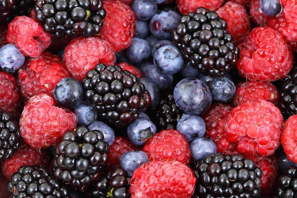 makanan kanker payudara pexels