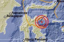 Gempa 6,9 SR di Sulteng, BMKG keluarkan peringatan dini tsunami