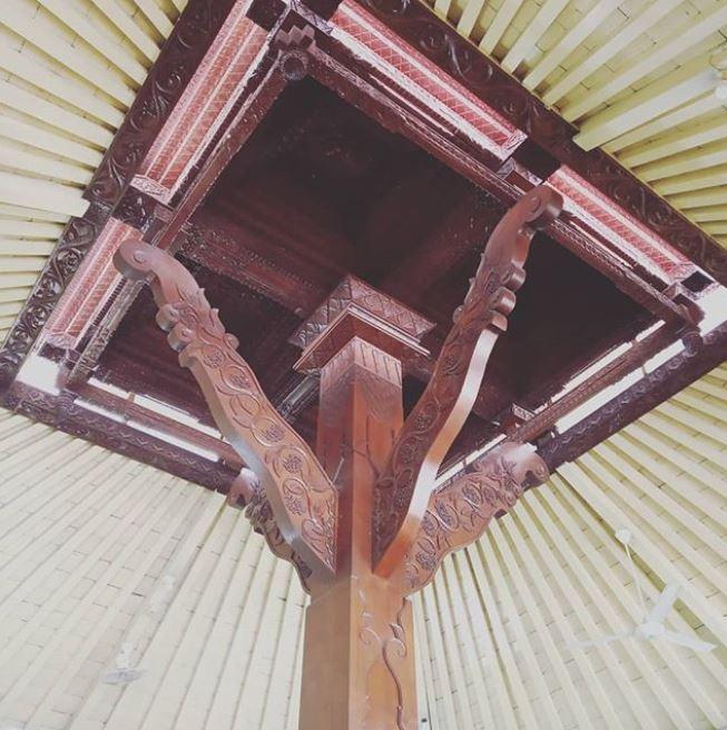 arsitektur masjid jogja © 2019 brilio.net