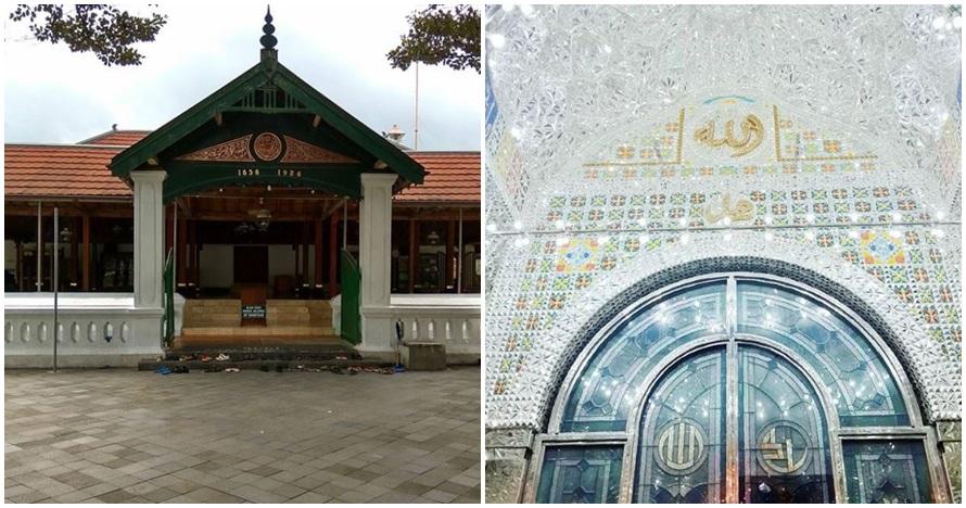 7 Masjid di Jogja dengan gaya arsitektur unik, ada mirip candi