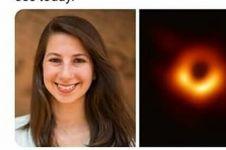 Katie Bouman, sosok di balik foto Black Hole pertama dalam sejarah